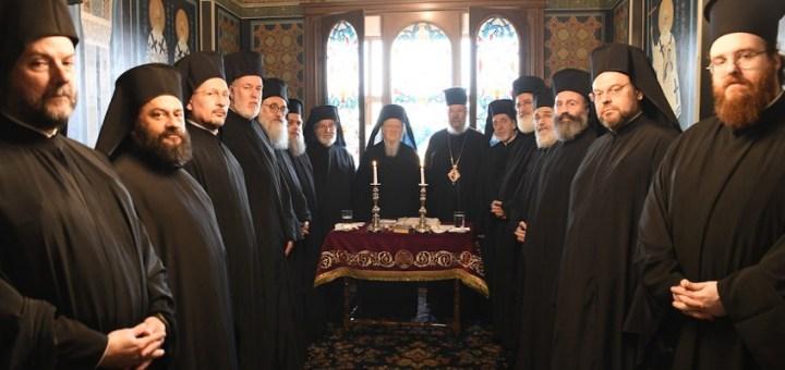 Το Πατριαρχείο για την Θεία Κοινωνία και τον κορωνοϊό