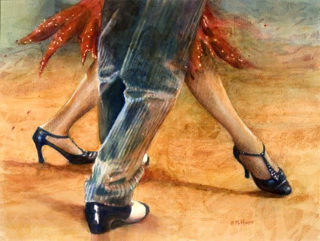 μαθήματα Αργεντίνικου tango