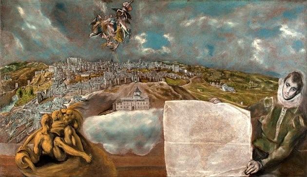 Απηχήσεις της αρχαιότητας στο έργο του Δομήνικου Θεοτοκόπουλου