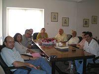 Φωτογραφία αό τη συνάντηση