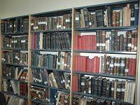 βιβλιοθήκη Ηλιάκη