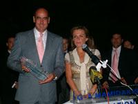 Από την επίσκεψη του κ. Βουλγαράκη στο Λασίθι