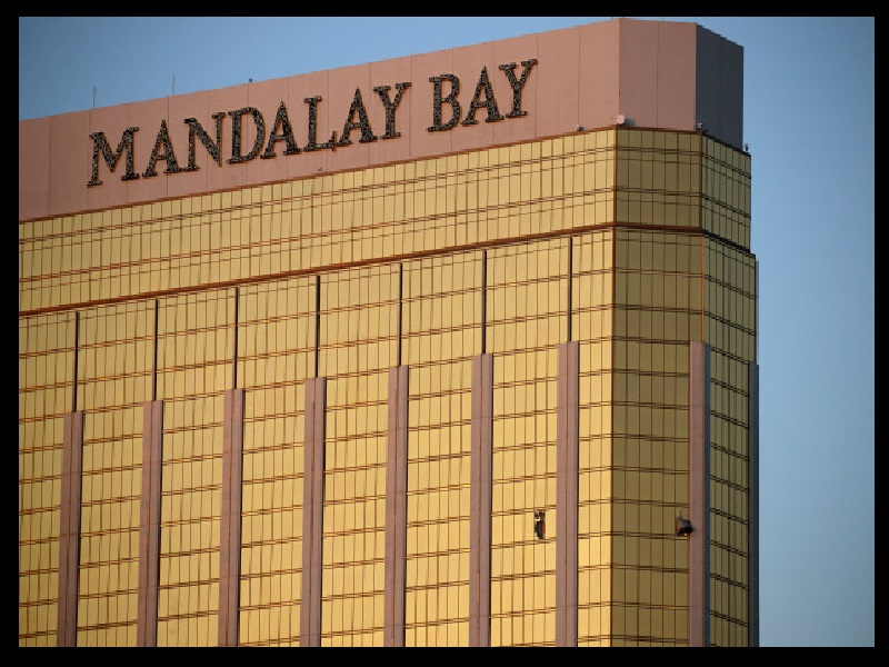 Las Vegas shooter's girlfriend said she handled ammo