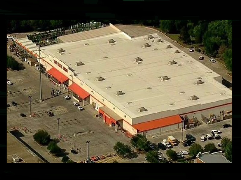 HOME DEPOT SHOOTING SUSPECT CAUGHT IN DALLAS