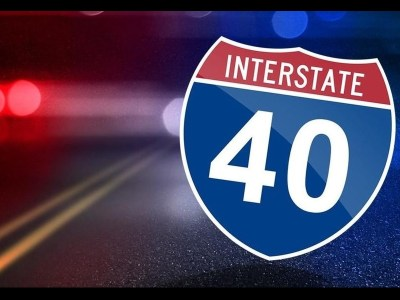 Traffic & Road Conditions – 105.7 News Crossville Rockwood ... on u.s. route 40 map, us interstate 40 map, interstate 40 tennessee map,