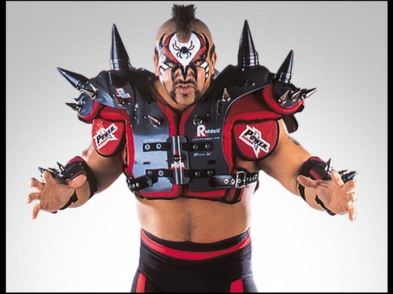 WWE star Road Warrior Animal dies aged 60