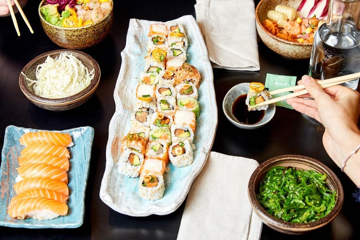 cote sushi restaurant grenoble menu du restaurant et commentaires