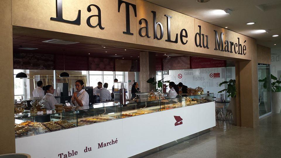 la table du marche restaurant nouaceur
