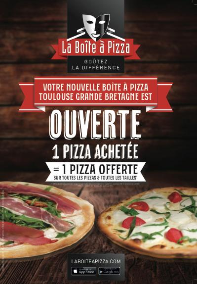 la boite a pizza toulouse purpan