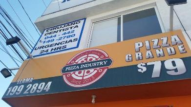 pizza industry restaurant santiago
