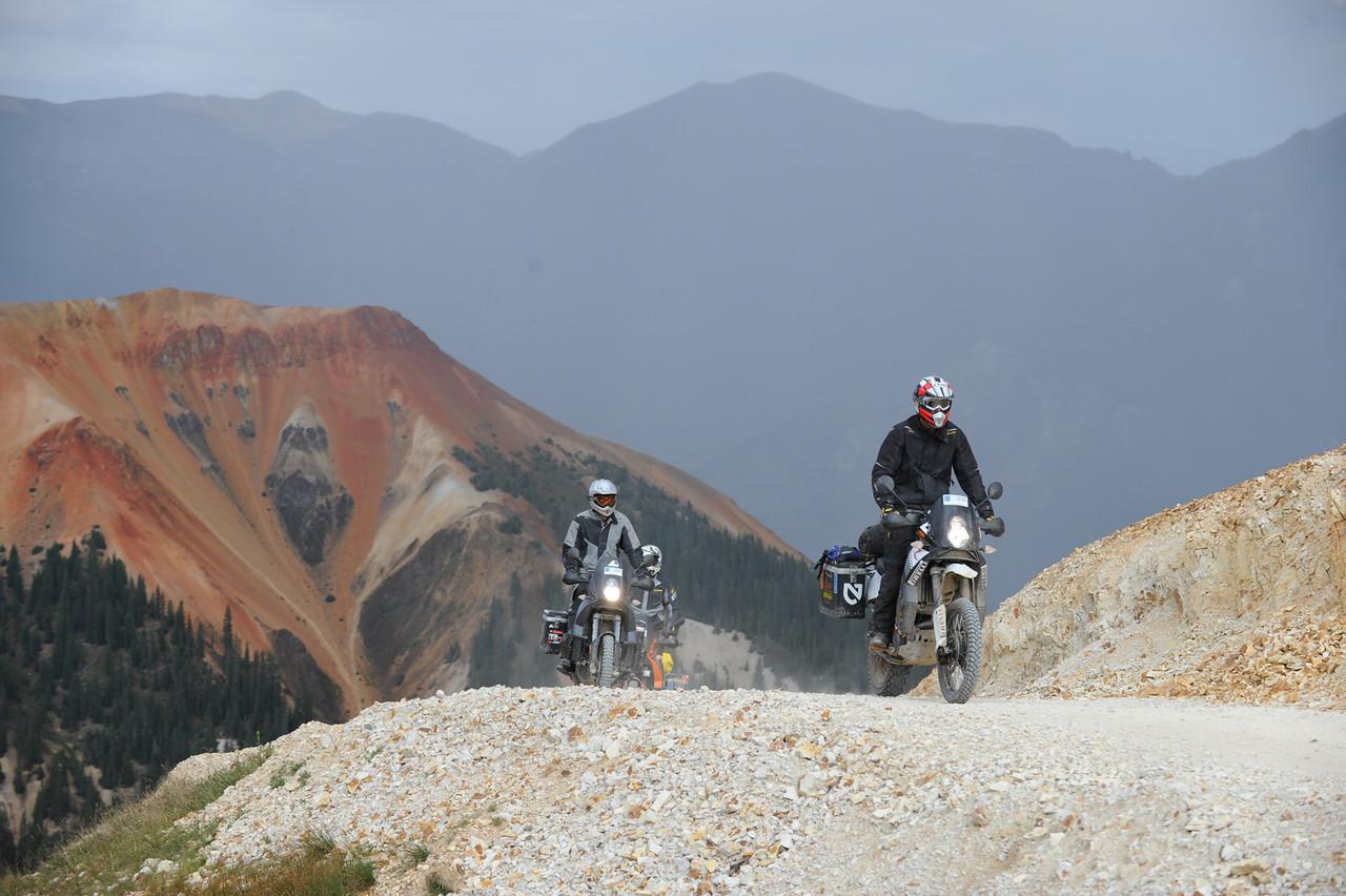 motorcyle tour utah