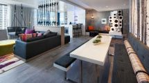 Living Room Bar W Hotel Bellevue