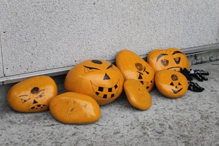 Inventive pumpkins!