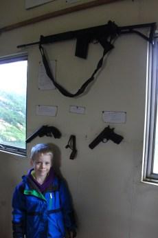 'Guns' and Sam