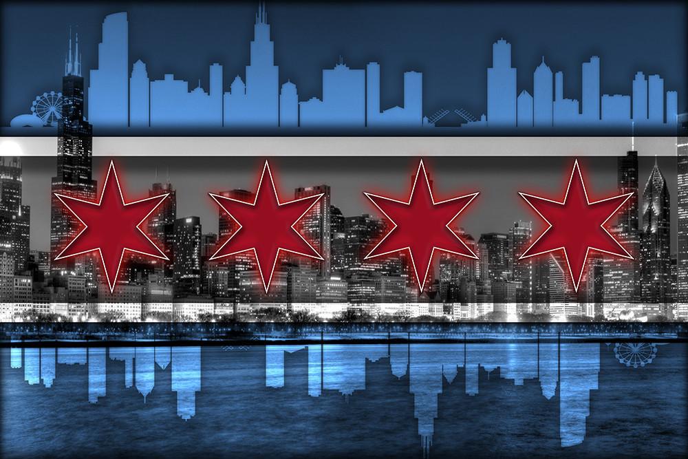 Chicago_Flag_Stars_Skyline22x