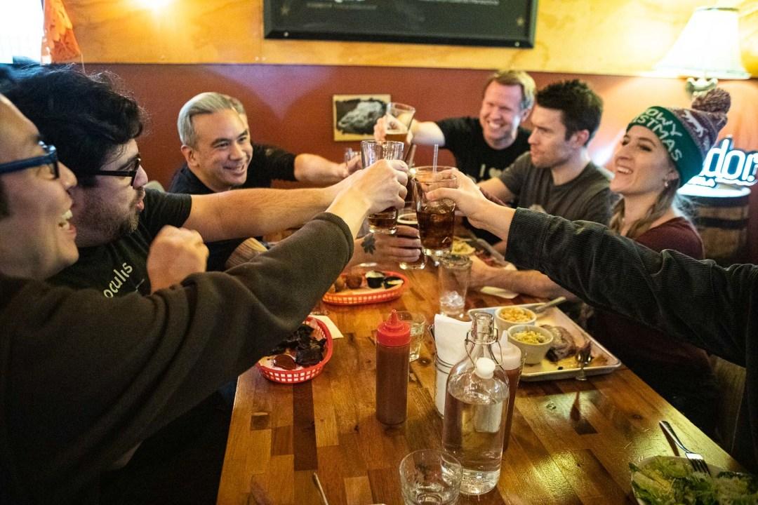 Jack's BBQ SoDo Cheers