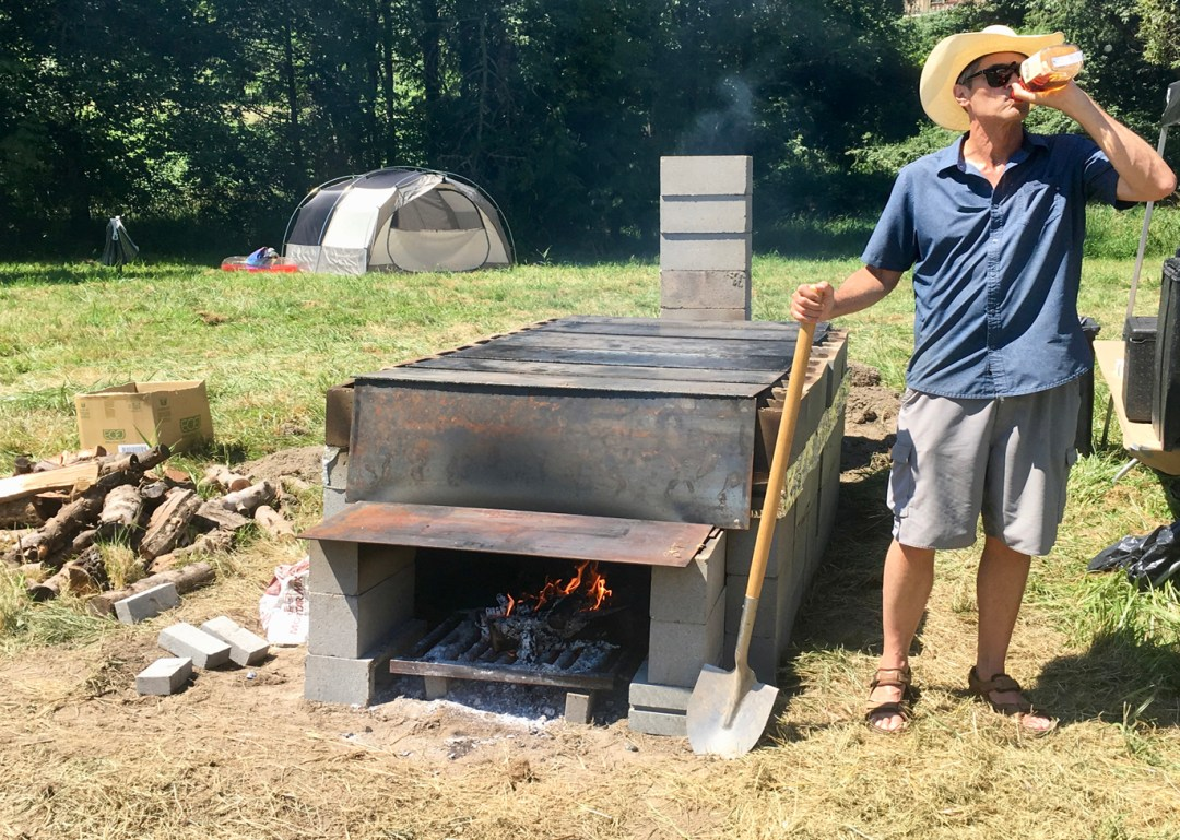 Jack Timmons BBQ Summer Camp