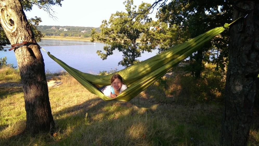 Camping at Keystone Lake in Sand Springs