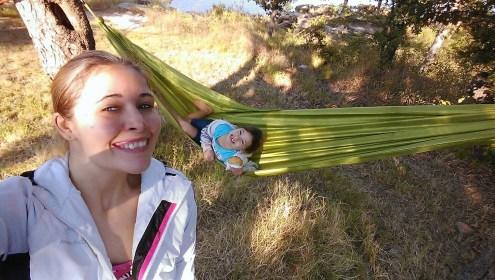 Camping at Keystone Lake in Sand Springs, OK