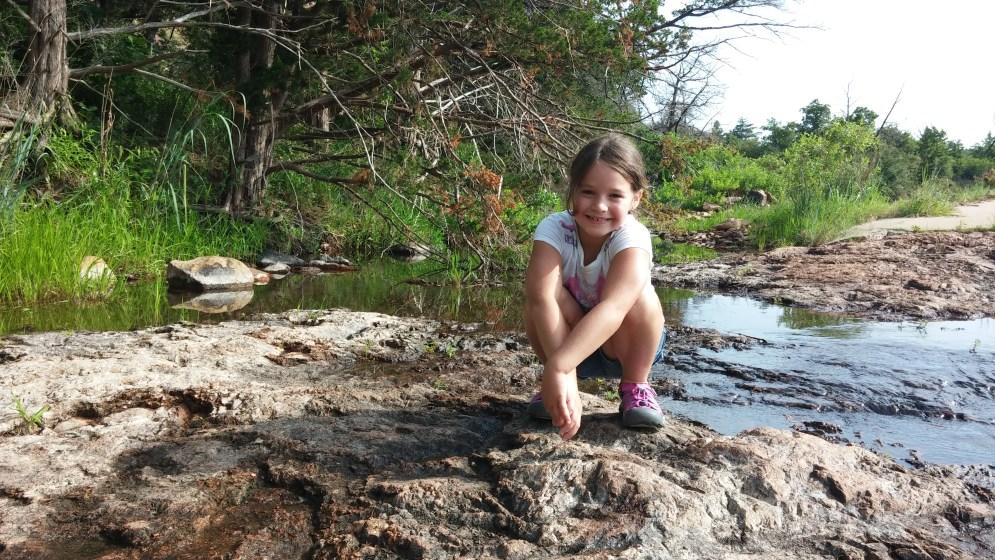 Hiking in the Wichita Mountains Wildlife Refuge