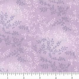 108″ Light Purple Leaves