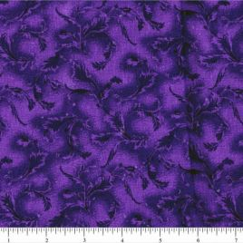 108″ Purple Sparks