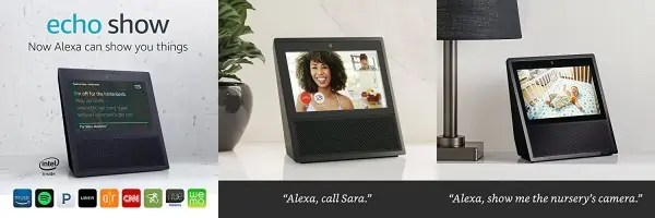 Amazon Echo Show Baby Monitor