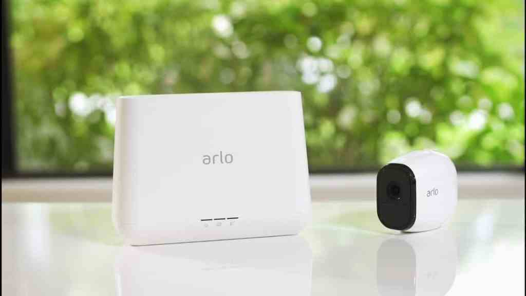 Arlo Pro as baby monitor