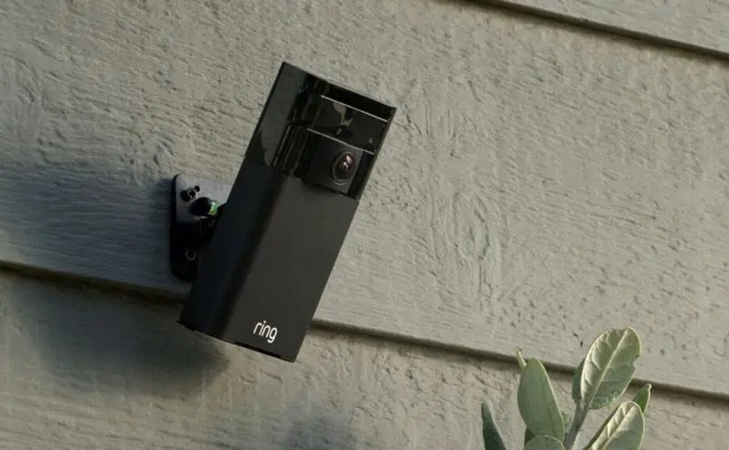 Picture of Ring stick up cam