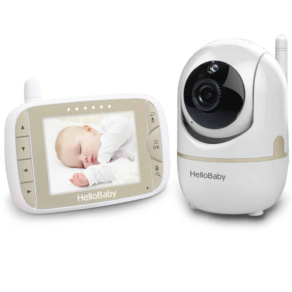Hellobaby VOX baby monitor with excellent Vox feature