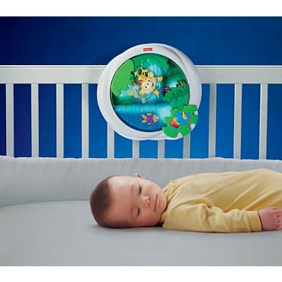 Fisher-Price Rainforest Peek-a-Boo Soother