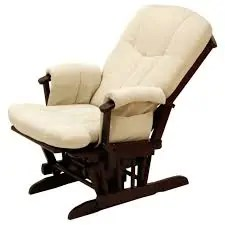 baby glider with recliner
