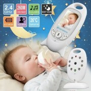 xcsource 2-way baby monitor with camera and audio