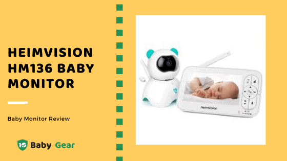 HeimVision HM136 Video Baby Monitor Review