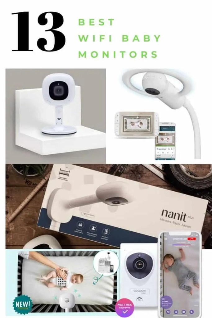 Best wifi baby monitors 2020