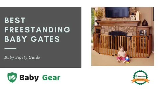 Free Standing Baby Gates