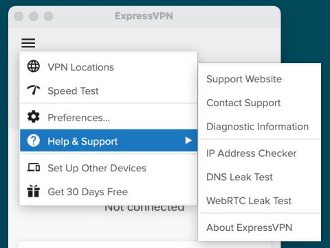 ExpressVPN Macbook 设置 帮助支持