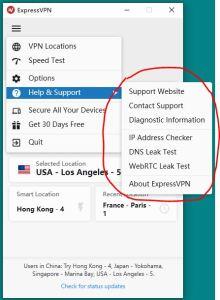 ExpressVPN Windows 设置 help and support