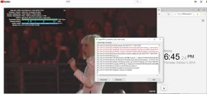 IvacyVPN AU2 - UDP 服务器 中国VPN翻墙 科学上网 YouTube测速-20191003