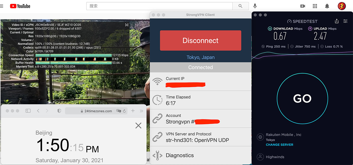 Macbook-StrongVPN-Japan-Tokyo-中国VPN翻墙-科学上网-10BEASTS-BARRY测速-2021-01-30-at-13.50.15
