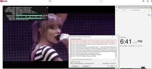 Windows IvacyVPN OPENVPN GUI AU2 中国VPN翻墙 科学上网 YouTube测速-20191007