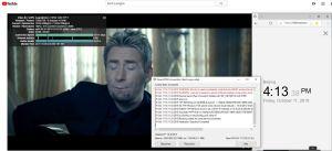 Windows IvacyVPN OPENVPN GUI BE2-UDP 中国VPN翻墙 科学上网 YouTube测速-20191011