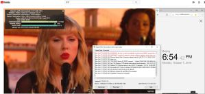 Windows IvacyVPN OPENVPN GUI CH2 中国VPN翻墙 科学上网 YouTube测速-20191007