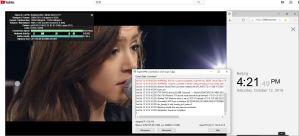 Windows IvacyVPN OPENVPN GUI CH2 中国VPN翻墙 科学上网 YouTube测速 - 20191012