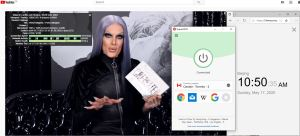 Windows10 ExpressVPN Canada - Toronto - 2 中国VPN 翻墙 科学上网 youtube测速-20200517