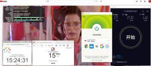 Windows10 ExpressVPN IKEv2 USA - Dallas 服务器 中国VPN 翻墙 科学上网 10BEASTS Barry测试 - 20210310