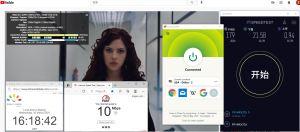 Windows10 ExpressVPN Lightway USA - Dallas - 2 服务器 中国VPN 翻墙 科学上网 10BEASTS Barry测试 - 20210310