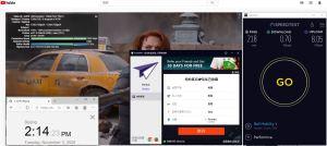 Windows10 PureVPN Automatic Canada 服务器 中国VPN 翻墙 科学上网 测试 - 20201103