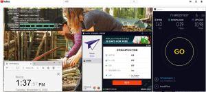 Windows10 PureVPN Automatic USA 服务器 中国VPN 翻墙 科学上网 测试 - 20201103