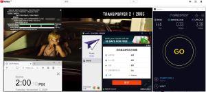 Windows10 PureVPN Automatic Vietnam 服务器 中国VPN 翻墙 科学上网 测试 - 20201103